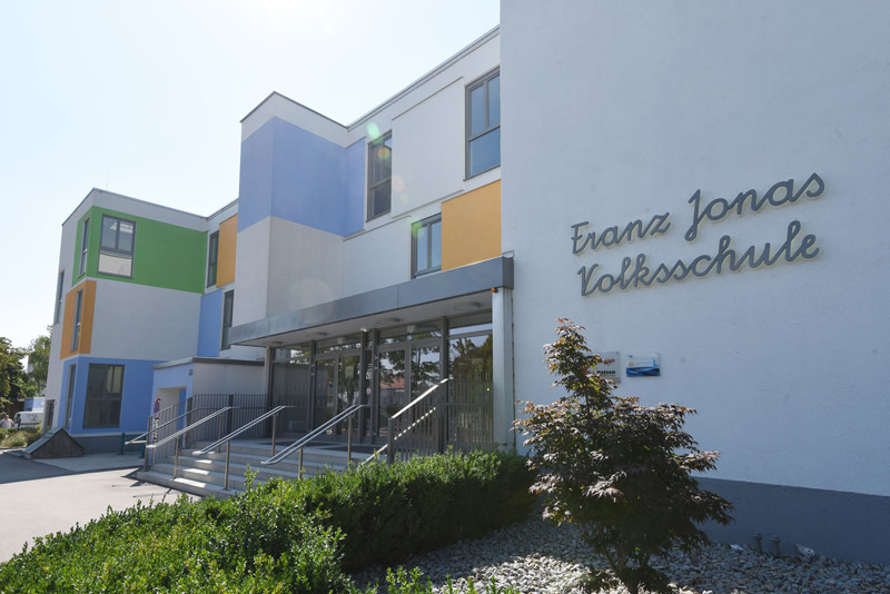 Volksschule Franz Jonas im Magistrat St. Pölten